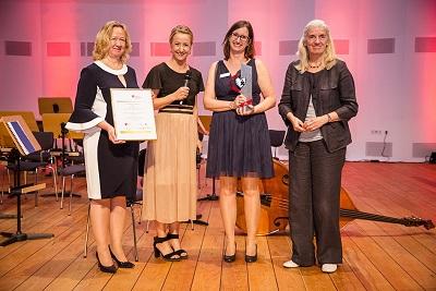 IP NRW 18_Paul, Braukmann, Kertz, Pfeiffer-Poensgen, Gewinnerfoto